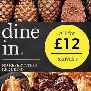 M&S Meal Deal - Main, Side,Dessert & Wine for £12 - offer runs 20/2/19 - 26/2/19