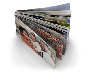 "6x4"" 20 page Landscape Softcover Layflat Photo Book (A6) - £6.99 delivered w/code @ Snapfish"