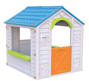 B&Q High Wycombe Keter Holiday Plastic playhouse reduced to £15 instore