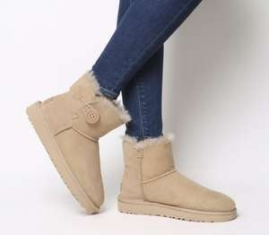 913494657e5ff Up to 50% off Boots eg Ugg Classic Cuff mini boots now £70