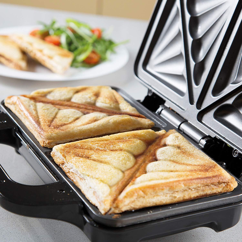 Tower Deep Fill Sandwich Toaster for £10.34 w/code @ Robert Dyas