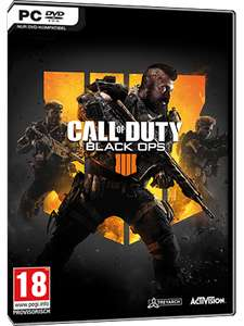 Call of Duty: Black Ops 4 - PC - £24.99 at Game
