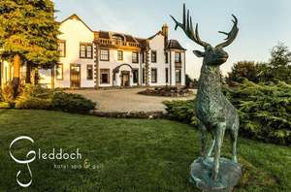 4* Gleddoch Hotel stay with spa access - £89 @ ITSON