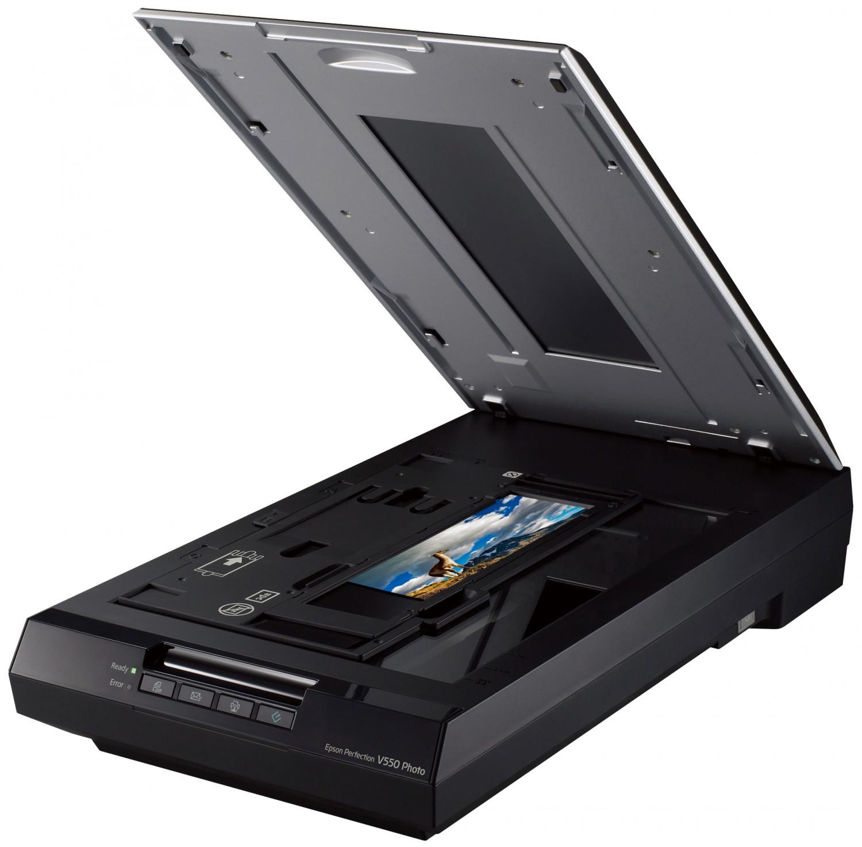 Epson Scanner Sale - V370 V550 V600 680W - £116.99 @ Amazon
