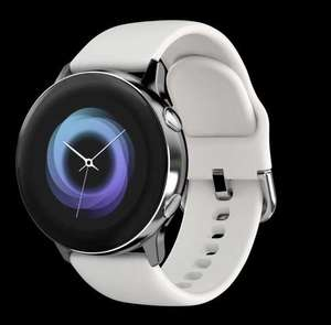 Up To £90 off New Galaxy Watch Active with trade-in + FREE Power Bank - £229 / £139 with maximum Trade-In @ Samsung
