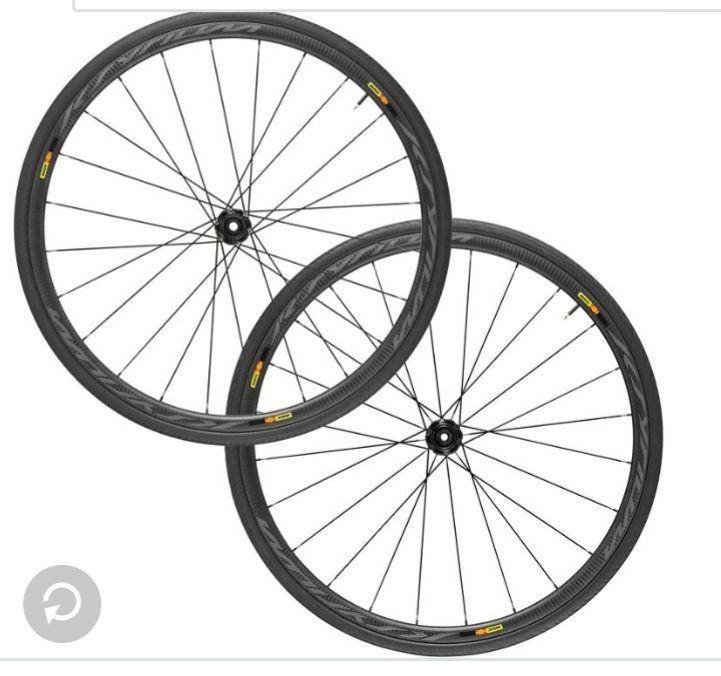 Cosmic MavicKsyrium Pro Carbon SL T Disc Wheelset - £656.99 @ Chain Reaction Cycles