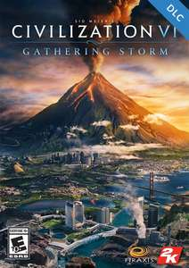 Civilization VI: Gathering Storm (PC Steam), £23.49 @ cdkeys.com (Cheapest so far)
