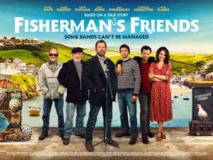 Fisherman's Friends  - Free Cinema Tickets - 6th March 2019