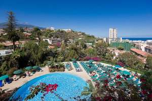 7 night 4 star Holiday to Tenerife for 2 adults in May - Incl Flights (Manchester), Hotel & Breakfast from £465.02 (£233pp) at loveholidays