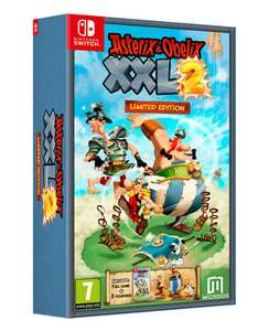 Asterix & Obelix XXL2: Limited Edition (Switch) £29.86 Delivered @ Shopto
