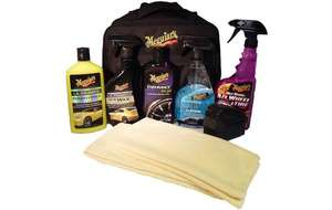 Meguiars Deluxe Car Care Kit  - £35 Halfords C&C