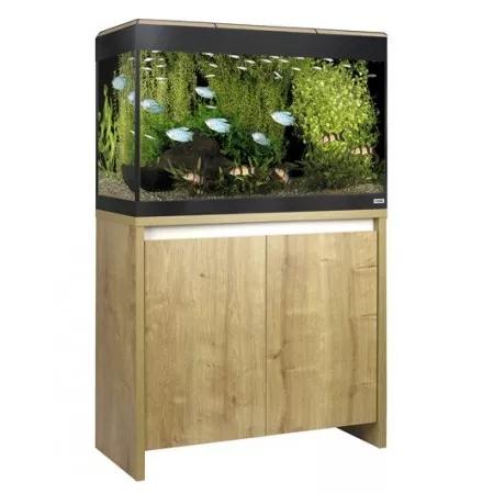 Fluval Roma 125 Aquarium Set and Cabinet - Oak £294.99 @ SwellUK