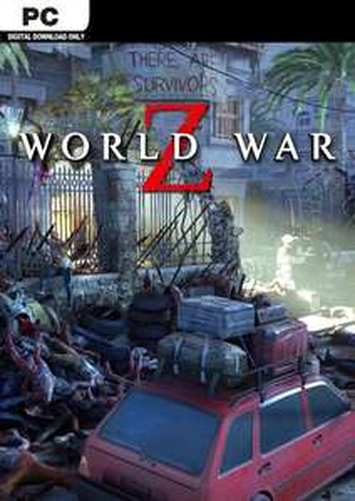 World War Z Pre-order (PC) £19.99 @ CDkeys