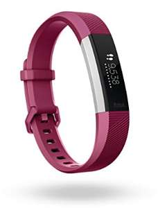 Fitbit Alta HR Activity & Fitness Tracker with Heart Rate, 7 Day Battery & Sleep Tracking  (FUCHSIA)