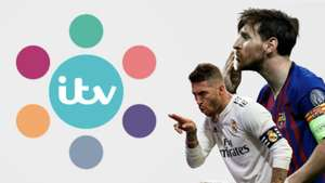 ITV to broadcast the remainder of the seasons La Liga matches  for FREE