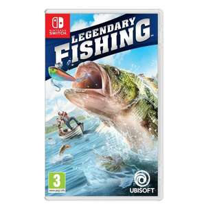 Legendary Fishing Nintendo Switch £10 @ Smyths