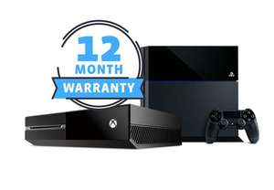 Refurbished PS4 500GB with a 12 month warranty, 20% off at checkout £139.99 @ Music Magpie