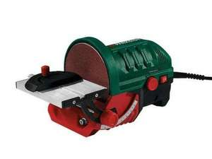 Parkside Disc Sander - Lidl In-Store £29.99