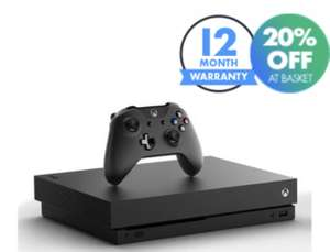 Microsoft Xbox One X 1TB Black (refurb + 12 Months warranty) £255.99 // Pristine Condition £279.99 @Music Magpie (discount at checkout)