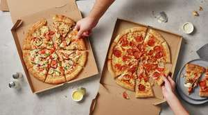 Papa Johns - Buy One Get One FREE on pizzas