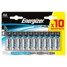 Energizer Max Plus AA/AAA Batteries Buy 1 Get One Free £8.25 @ Tesco