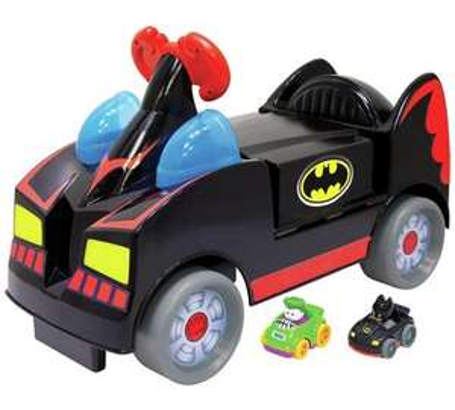 Fisher-Price DC Super Friends Batmobile Ride-On - now £12.99 @ Argos - free C&C