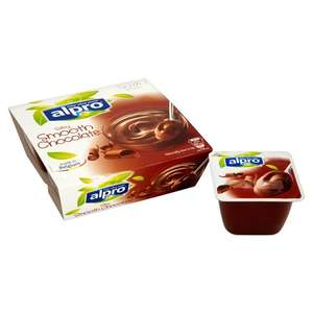 Alpro soya desserts 3 packs (4x125) for £3 @ Morrisons online and Instore