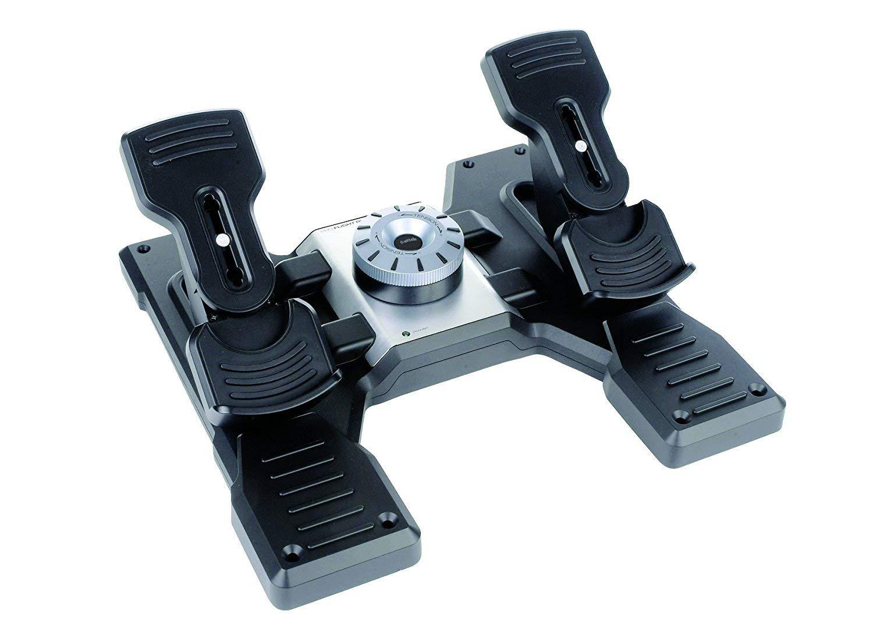 Logitech G Saitek Pro Flight Rudder Pedals £85.49 Amazon
