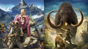 FAR CRY 4 + FAR CRY PRIMAL BUNDLE - £12.99 @ PlayStation Store