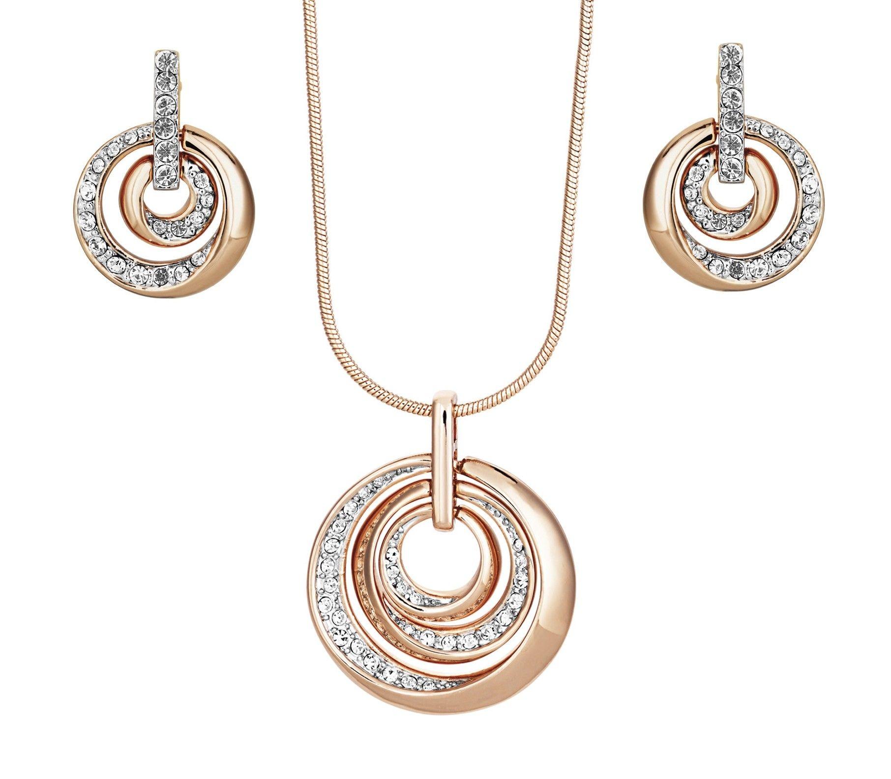 Lunar rose gold set £15 + £3.99 delivery @ Buckley London