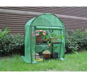 Two Tier Mini Greenhouse £8.99 clearance at Argos