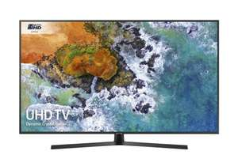 "Samsung UE43NU7400 43"" Dynamic Crystal Colour Ultra HD certified HDR Smart 4K TV - £341.10 using code @ Crampton & Moore"