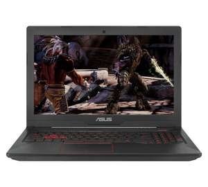 ASUS ROG FX503 15.6 Inch i5 8GB 1TB GTX1060 Gaming Laptop  was £799.99 then £749.99 now £699.99 @ argos