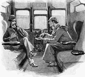 [AUDIOBOOK]  Sherlock Holmes by Sir Arthur Conan Doyle - Download Totally Free @ Project Gutenberg.Org