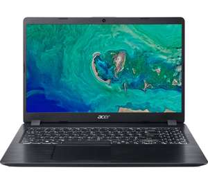 """ACER Aspire 3 A315-53 15.6"""" Intel® Core™ i7 Laptop - 1 TB HDD, Black - £539.10 (With Code) @ Currys"""