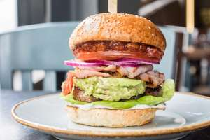 2 burgers at Handmade Burger Co  for £10.95 from O2 Priority