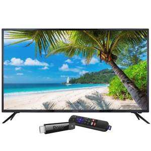 Linsar 65UHD520 65 Inch 4K Ultra HD LED TV in Black with 3x HDMI + Roku Streaming Stick + 5 Year Warranty £424 @ Co-op Electrical/eBay