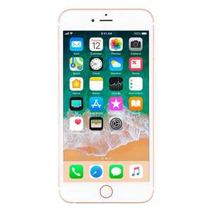 Apple iPhone 6s Plus Rose Gold (Certified Pre-owned) with 1 Year Apple Warranty at Ideal World TV for £299.99