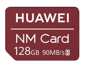 Huawei Universal Nano 128 GB Memory Card  £39.99 Sold by DigitalTechno and Fulfilled by Amazon