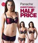 Up to 50% Off Selected Pananche Bras @ Brastop - Plus Free delivery! Sizes D-J cup