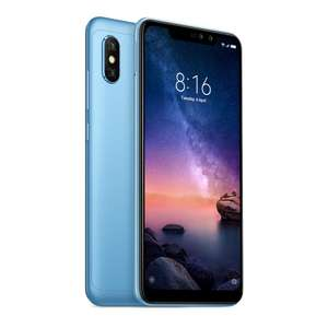 Xiaomi Redmi Note 6 Pro (32GB £149.45 Fee free) Amazon France £154.87 Without (64GB £175 fee free £182 without Amazon Germany)