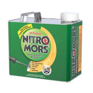 Nitromors Paint & Varnish Remover - 2L for £3 @ Wickes (Free C&C)