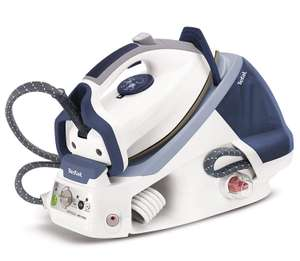 Tefal GV7466 Pro Express High Pressure Steam Generator Iron - White and Blue £169.99 Littlewoods