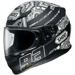 Shoei NXR Marquez TC5 Digi - Large £199.99/X-Large £239.99 @ M&P (eBay)