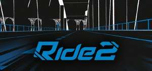 Ride 2 (PC Motorcycle Game) on Sale at £7.49 on Steam