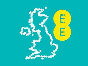 EE retention deal, 100gb data, unlimited calls and texts for £20 PM for 12 months (£240 Total)