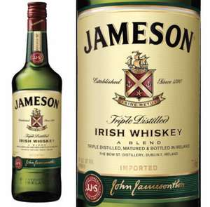 Jameson 70cl only £16 Sainsbury's in store / Online