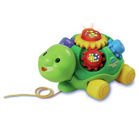 VTech Pull & Play Turtle £7.99 @ Argos