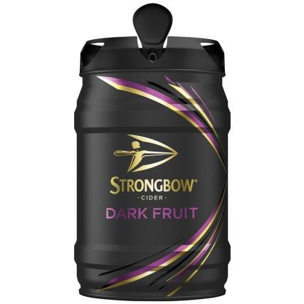 Strongbow Dark Fruit 5 L Keg £10 at B & M Bargains