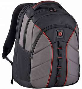 Wenger Sun 16 inch Black-Grey with free Wenger umbrella, free C&C at Ryman for £29.99